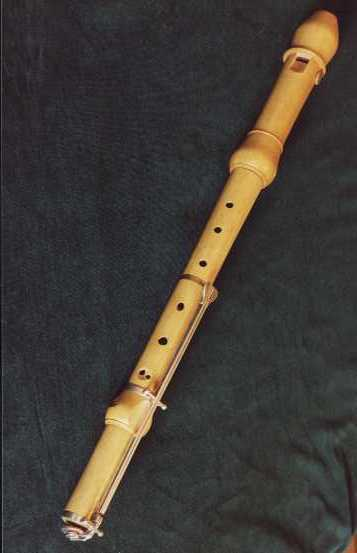 Double bell key by Bolton